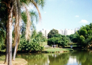Parque Água Vermelha em Sorocaba