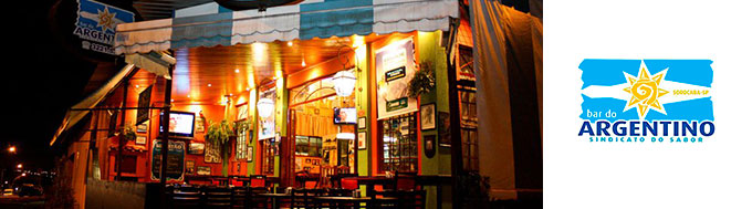 Bar do Argentino Sorocaba