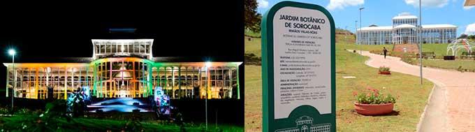 Jardim Botânico em Sorocaba